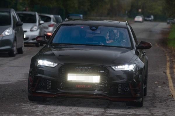 Paul Pogba-owns-an-Audi RS6-R