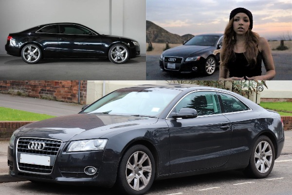 Tinashe-with-her-Audi-A5-coupe
