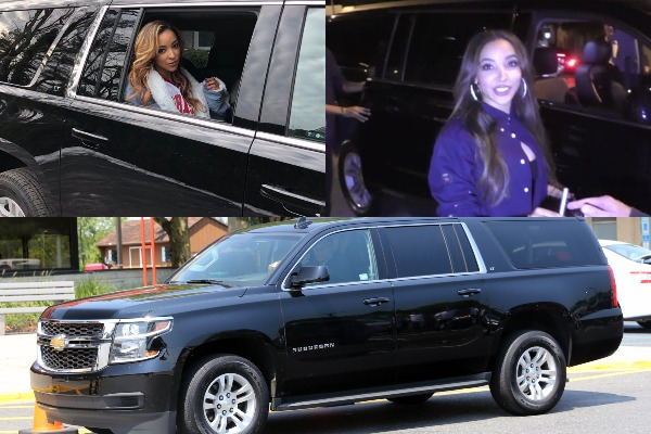 Tinashe-in-her-Chevrolet-Suburban-SUV