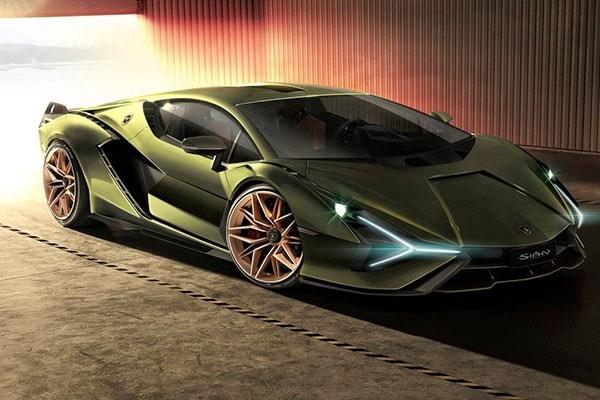2020-Lamborghini-Sian-electric-supercar