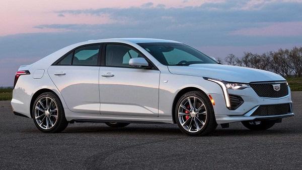Side-view-2020-Cadillac-CT4-luxury-sport-sedan