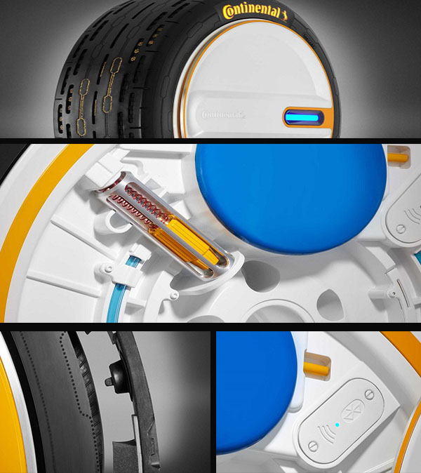 Continental-CARE-tyre-technology