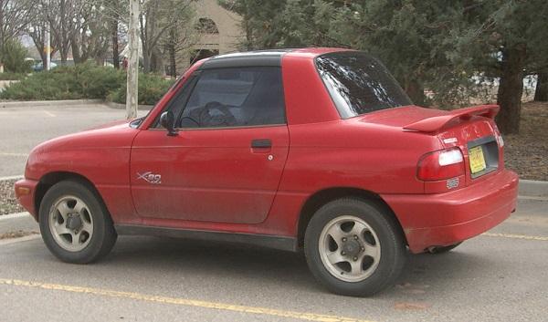 Suzuki-x90