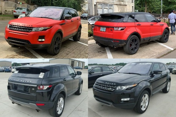 Range-Rover-Evoque-in-Red-and-Black-colours
