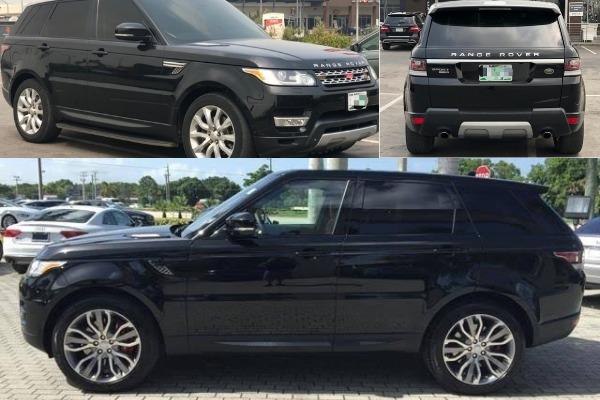 Black-Range-Rover-Sports-on-display