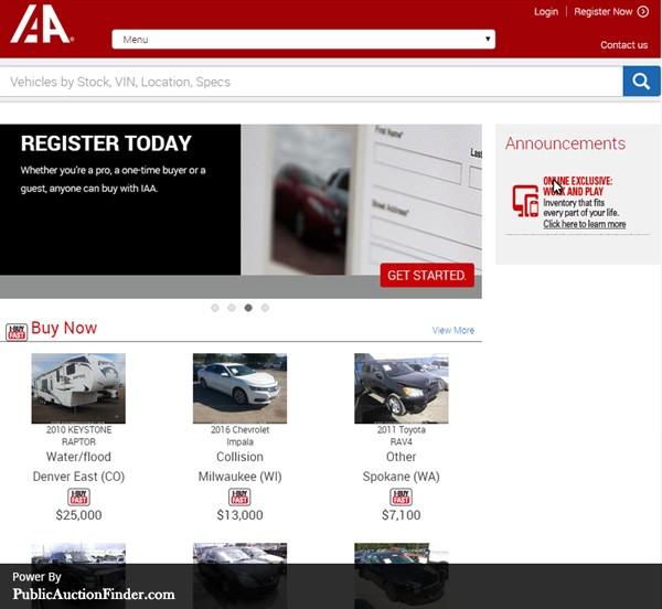 IAAI-website