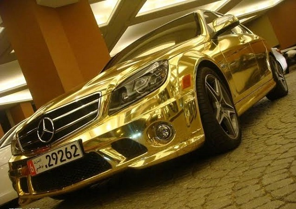 Golden-Benz