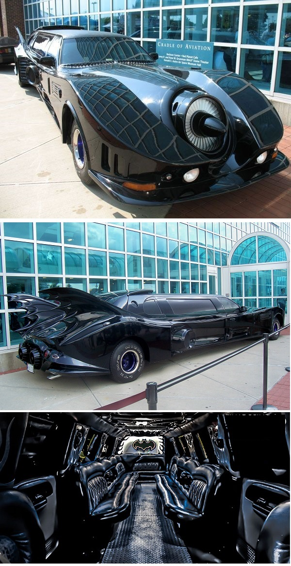 Batmobile-Limousine