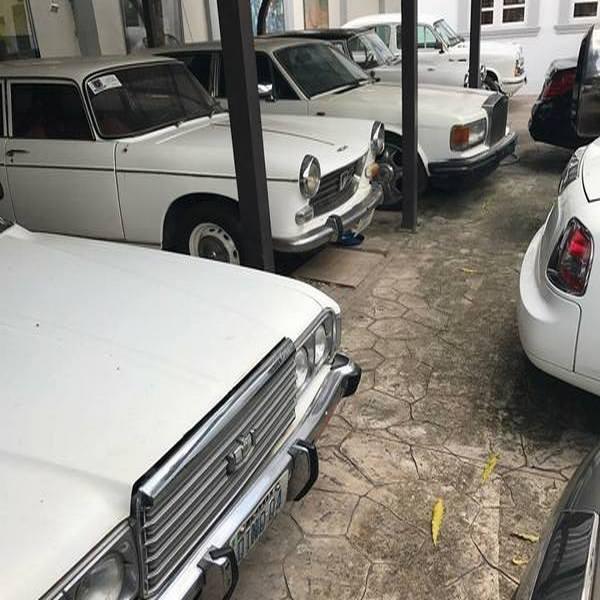 Vintage-garage