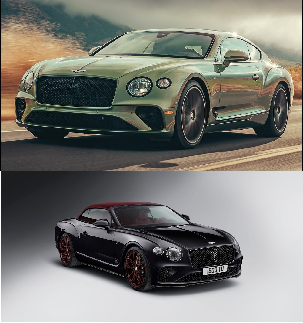 2020 Bentley Continental GT V8 Is Cheaper But Better Than
