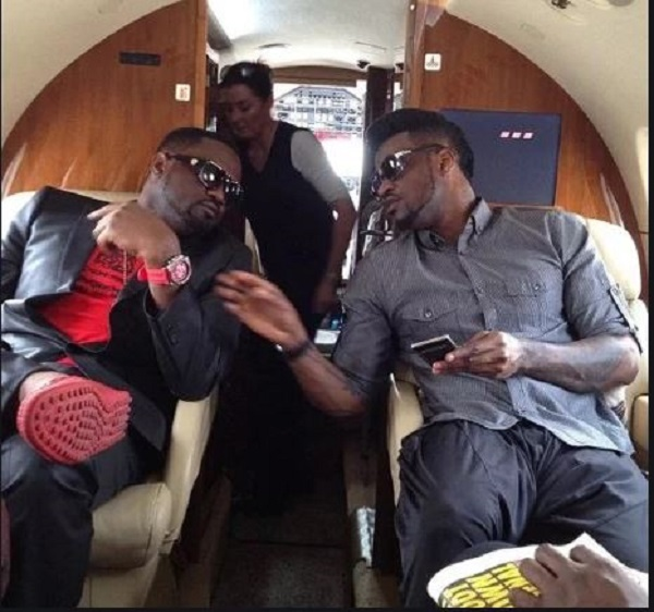 image-of-p-square-private-jet