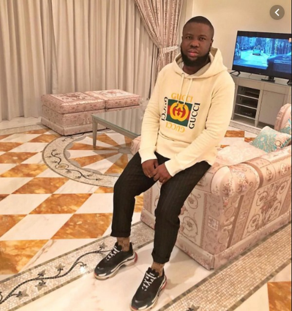 hushpuppi-in-his-house