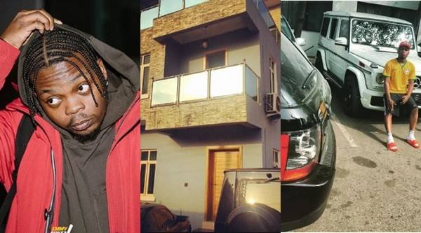 olamide-house-and-car