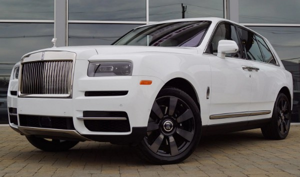 How Much Is 2020 Rolls-Royce Price In Nigeria