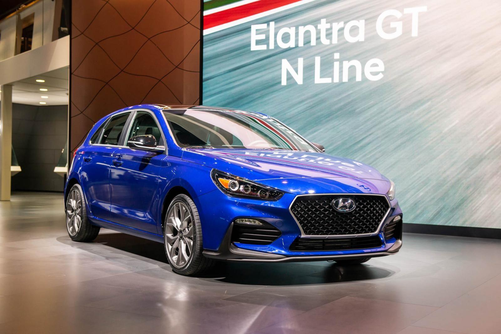 2020 hyundai elantra - design, engine performance and