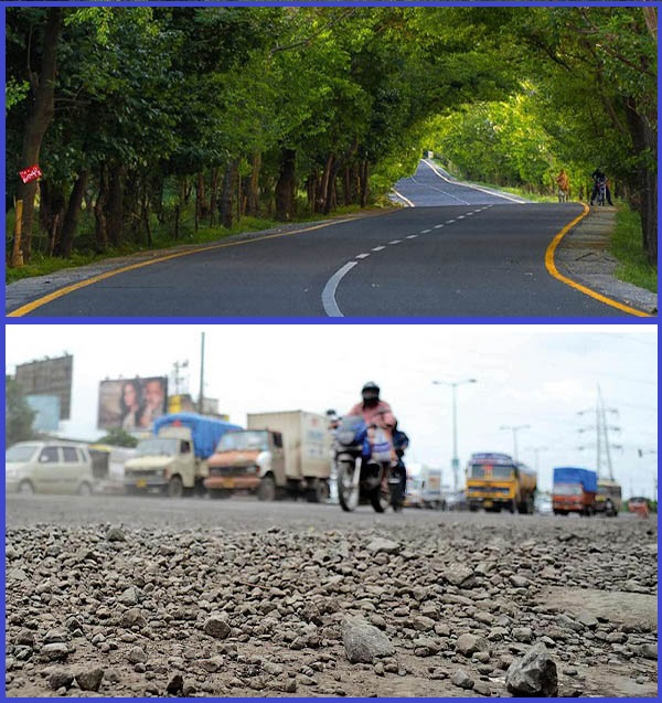 Smooth-road-vs-rough-road
