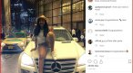 Actress Etinosa fan surprises her with Mercedes Benz gift in Dubai
