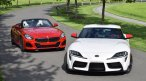 Comparison of 2020 Toyota Supra and 2020 BMW Z4 - so near and yet so far