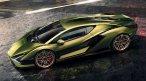 A review of the latest 2020 Lamborghini Sian FKP 37