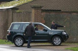Another Land Rover delivered to 97 year old Prince Philip hours after car crash