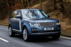 Governor Wike utilizes Range Rover Vogue as his official vehicle