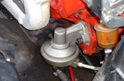 How to detect a failing car fuel pump
