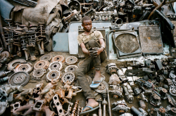 Protect our planet by recycling these car parts!