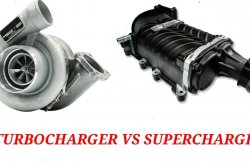 Supercharger & turbocharger: the difference between these two engine types
