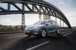 Hyundai Kona Hybrid variant will debut in Europe
