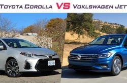 Toyota Corolla vs Volkswagen Jetta: Which legend for you?
