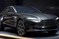 Aston Martin bucks automotive trends as it plans new Super SUV DBX