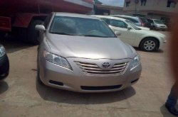 Toyota Camry 2008 Spider prices in Nigeria & brief review