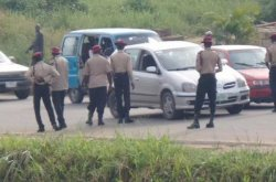 How to deal with FRSC officials on the road