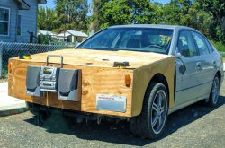 [Photos] Genius or Ridiculous vehicle modifications from around the world?