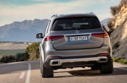 Review on the Benz newcomer 2020 Mercedes-Benz GLS