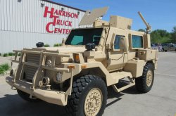 Do you know you can own one of these battle-tested military vehicles? Some might be bigger than your garage!