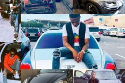 Top 10 richest artists in Nigeria & their cars