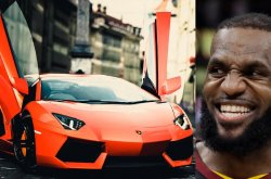 Iconic & wild cars in LeBron James car collection