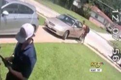 Unbelievable! Man's car stolen few feet away from him in broad daylight!