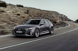 The 2020 Audi RS 6 Avant is a 592 hp wagon that's coming to America
