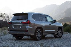 See the power of this 2019 Lexus LX 570!