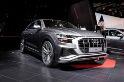 2020 Audi SQ8 sports crossover unveiled with turbo V8