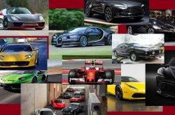 How to distinguish a Junior Supercar, a Supercar, and a Hypercar