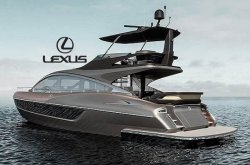 Take a tour inside the ₦1.4bn Lexus LY 650 luxury yacht!