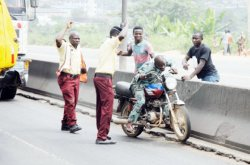 8 crimes Lagos okada riders are guilty of
