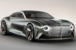 [Photos] Meet the one and only Bentley EXP 100 GT spectacular concept car for 2035