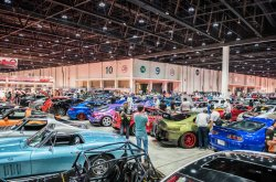 Biggest car shows you won't want to miss each year