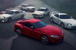 Toyota Supra generations: The exciting journey through 40 years