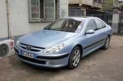 Peugeot 607 price in Nigeria (all trims included)