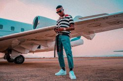 Wizkid Private Jet and other Nigerian jet owners